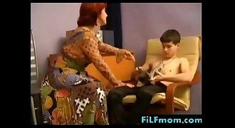 German Redhead Mom Wants Son - FREE Full Family Sex Videos at [FiLFmom.com]