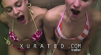 120 GIRLS IN 30 MINUTES - CUMSHOT AND PISS - RANDOM SELECTION