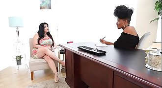 Sucked Into Submission Jet Setting Jasmine Angelina Castro King Noire
