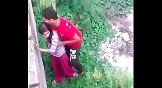 Teen Having Sex In Public Caught